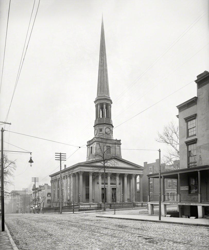 Ninth & Grace: 1900