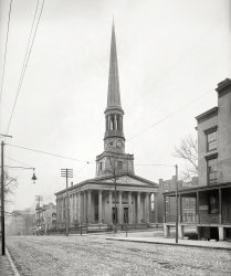 Ninth & Grace: 1900