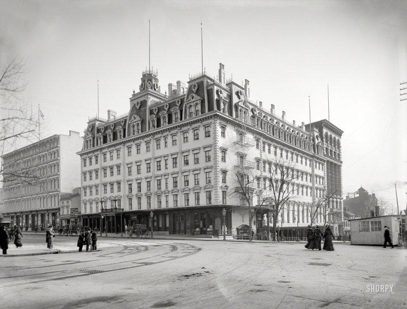Ebbitt House: 1900