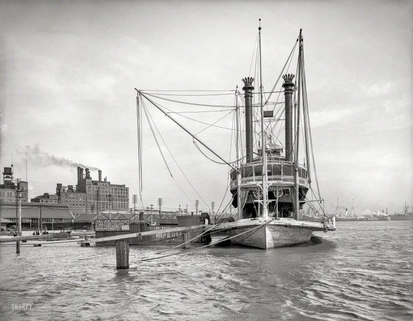 Natchez at Nawlins: 1903