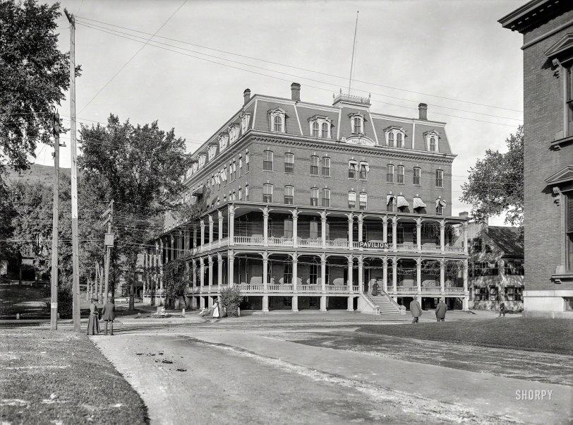 Verandas of Vermont: 1904