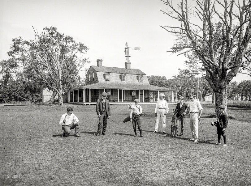 Afternoon Tee: 1904