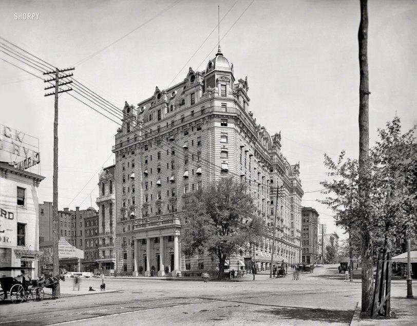 The Willard: 1904