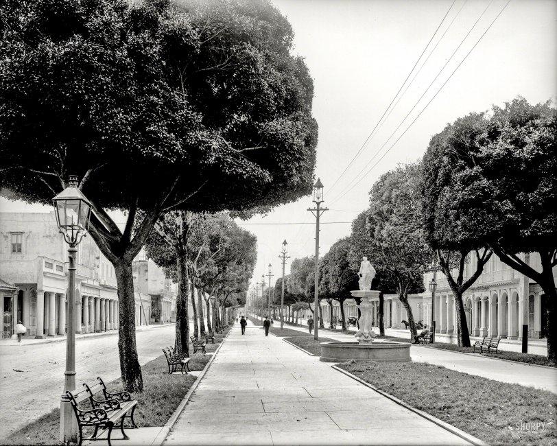 The Prado: 1904