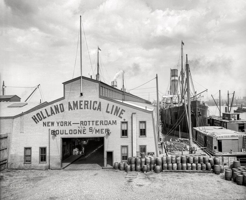Vintage Port: 1905