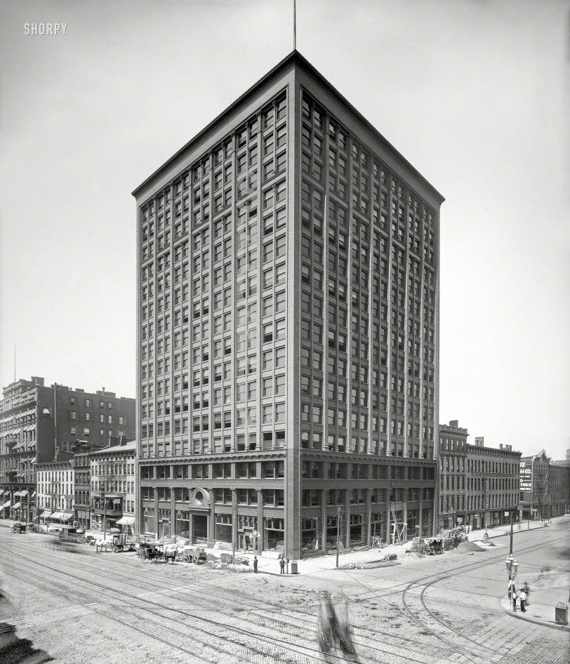 Office Corner: 1905