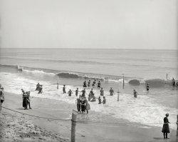 Landing Party: 1905