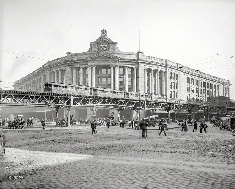 South Station: 1905
