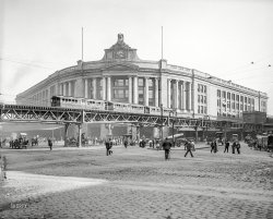 South Station: 1905