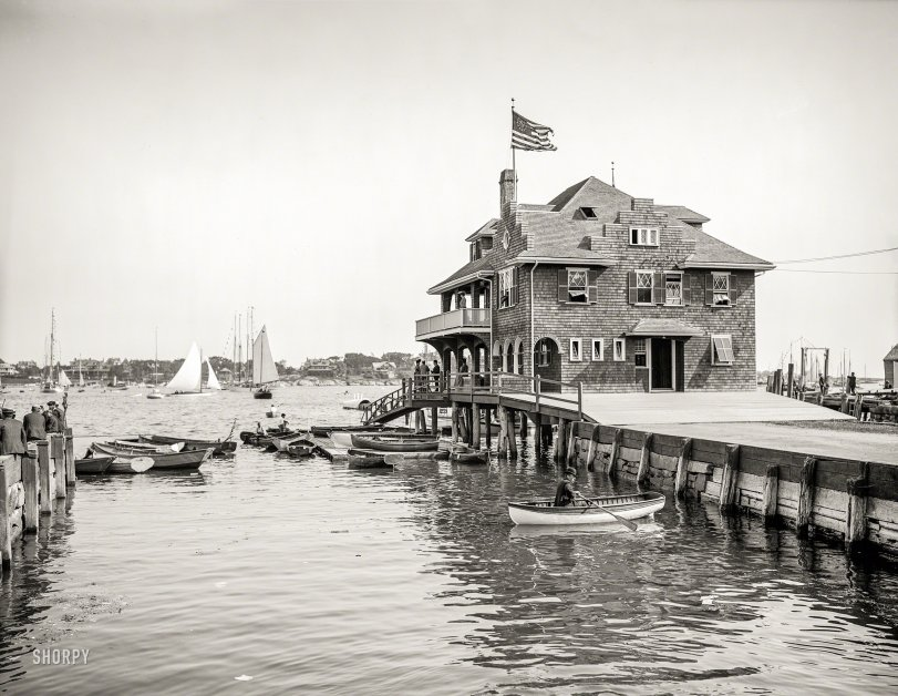 The Yacht Club: 1906