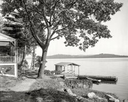 Along the Lake: 1906