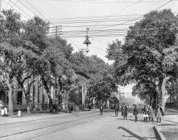 Government Street: 1906