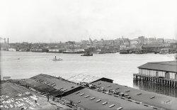 Inner Harbor: 1906