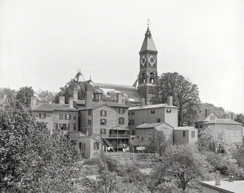 Abbot Hall: 1906