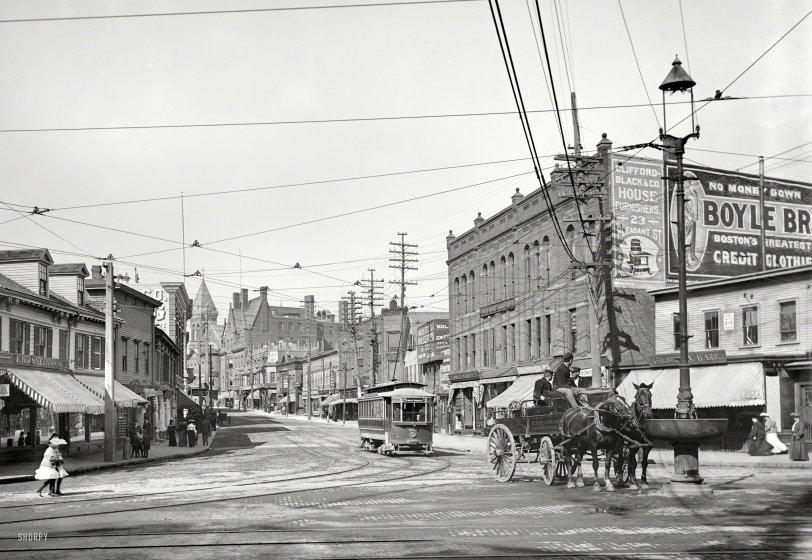 Pleasant Street: 1906