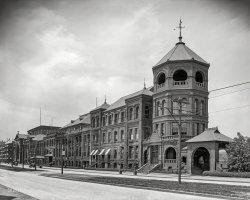 Mechanics Hall: 1906
