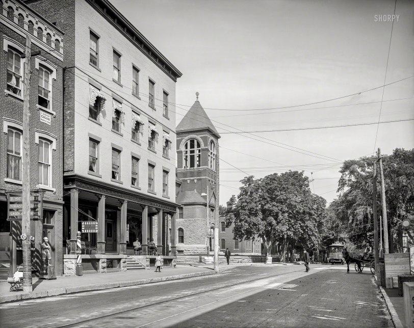 The Cumberland: 1906