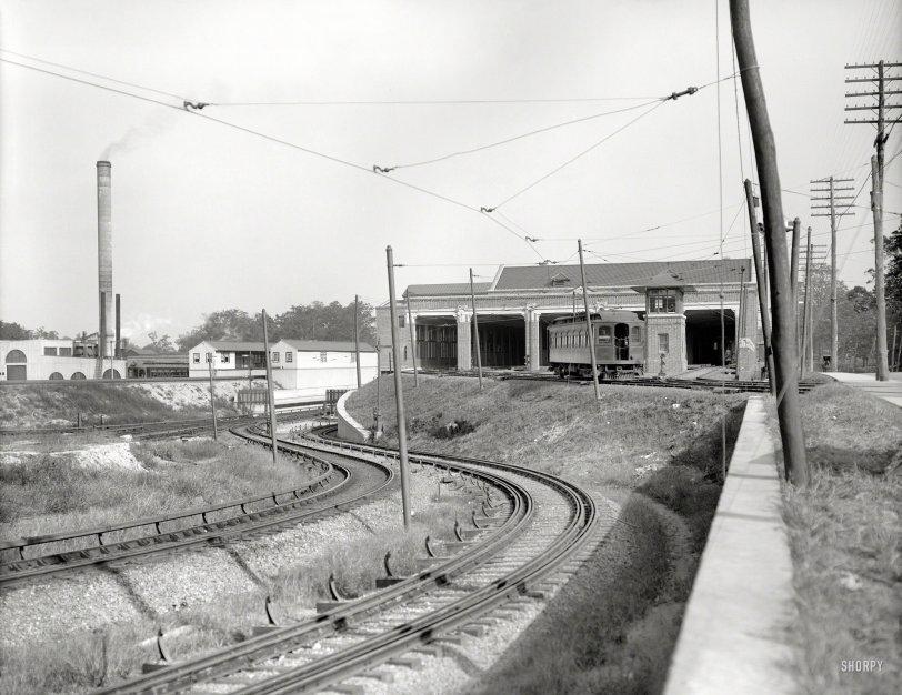 Rail Hub: 1906