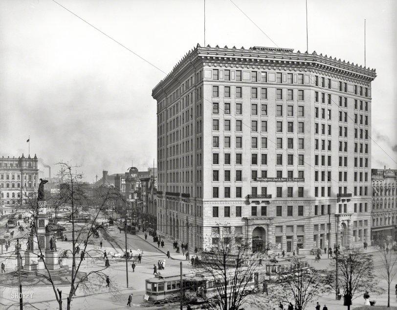 The Public Square: 1907