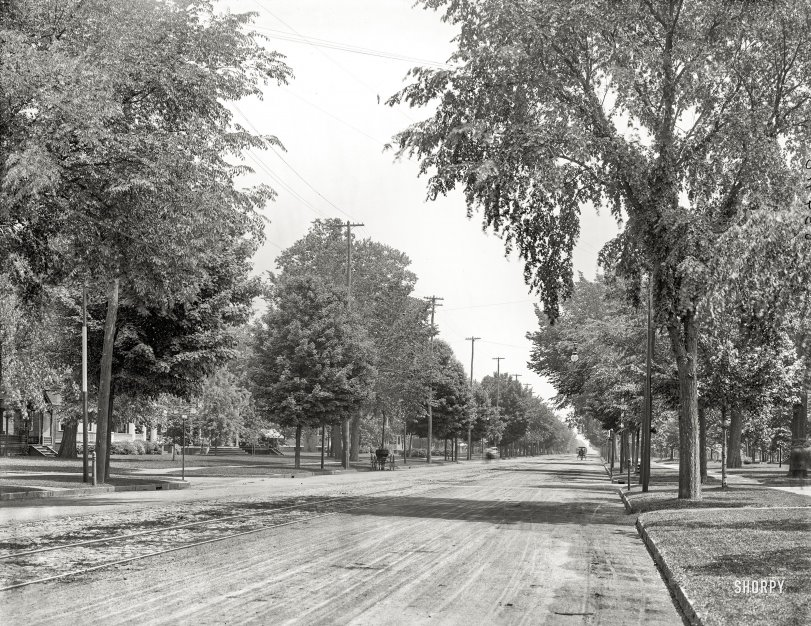 Sumner Avenue: 1905