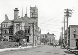 Downtown Abbey: 1910