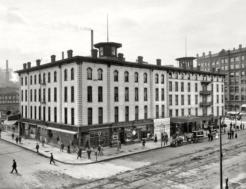 Hotel Nicollet: 1905