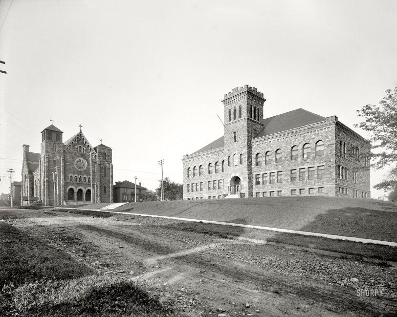 Baraga School: 1905
