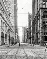 Wood Street: 1908