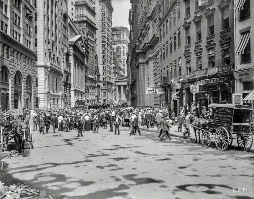 Midday Traders: 1910