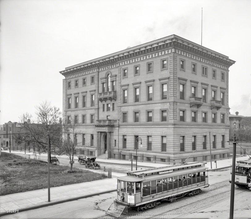 A Streetcar Called Euclid: 1905