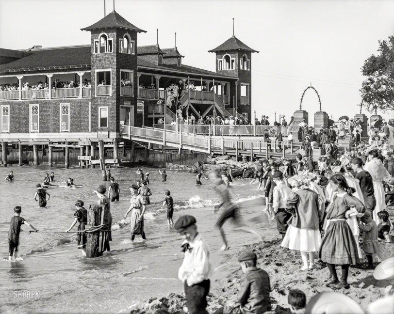 Buckeye Bathers: 1908