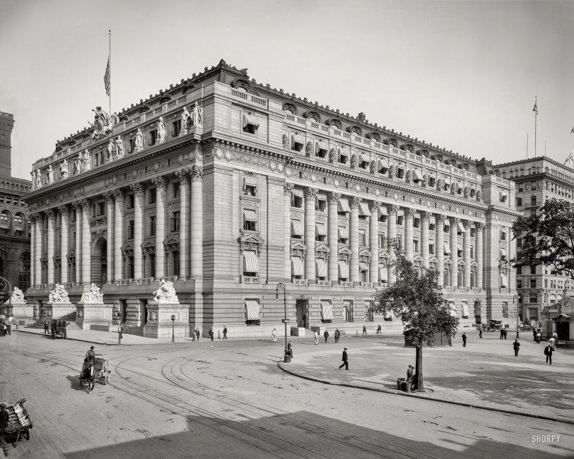 Hamilton House: 1910