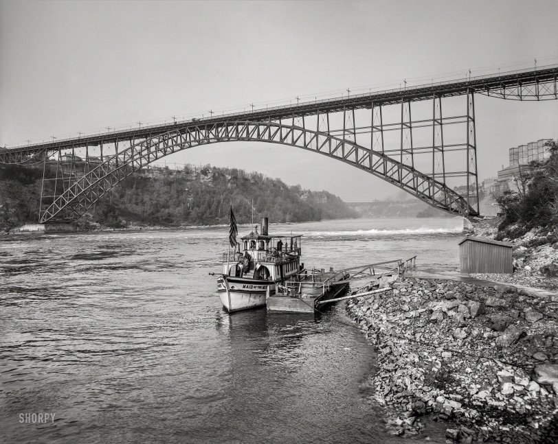 Maid of the Mist: 1901