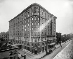 The New Hotel: 1908