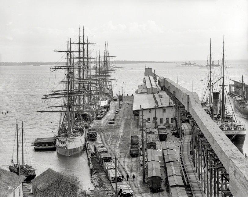 Tall Ships: 1900