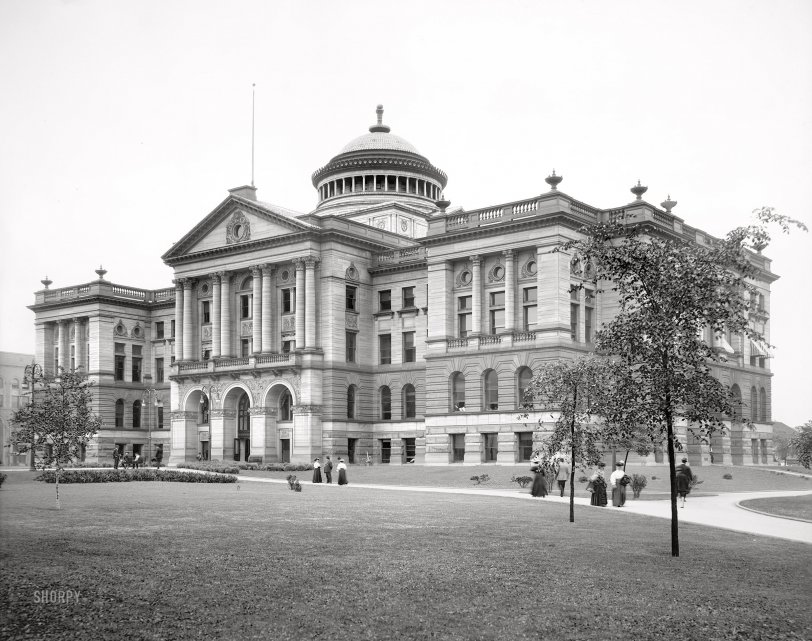 County Courts: 1910