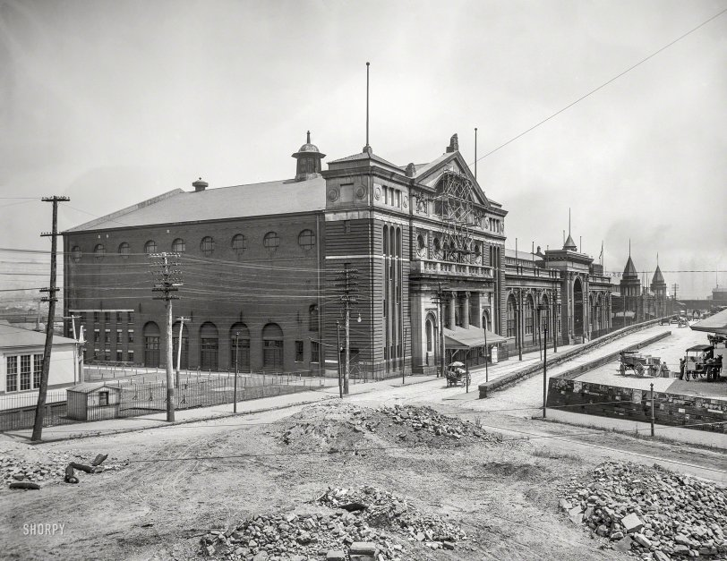 Exposition Hall: 1902