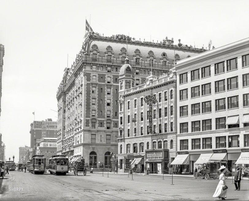 Big & Little: 1908