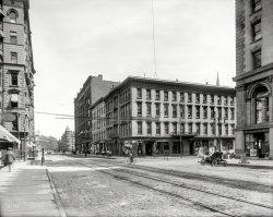 The Vanderbilt: 1907