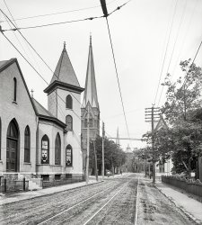 Churchville: 1905