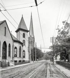 Churchville: 1905