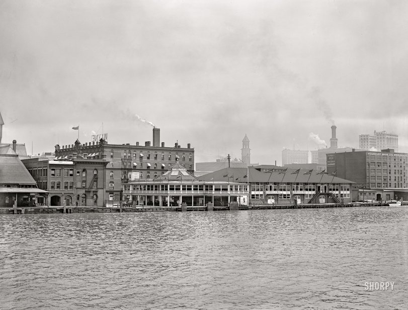 Wayne Water: 1910