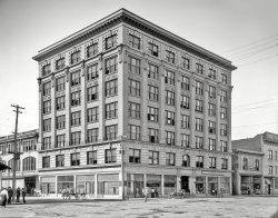 Pensacola Electric: 1908