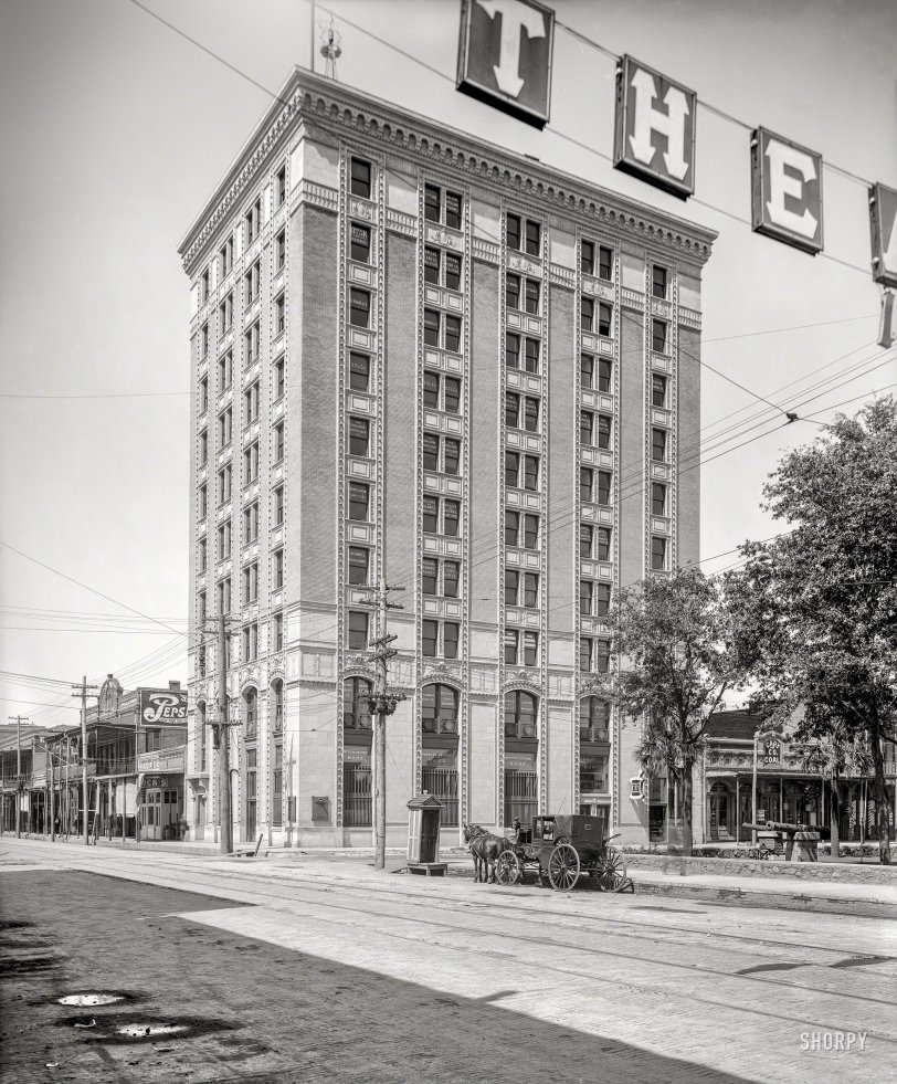 High Finance: 1910