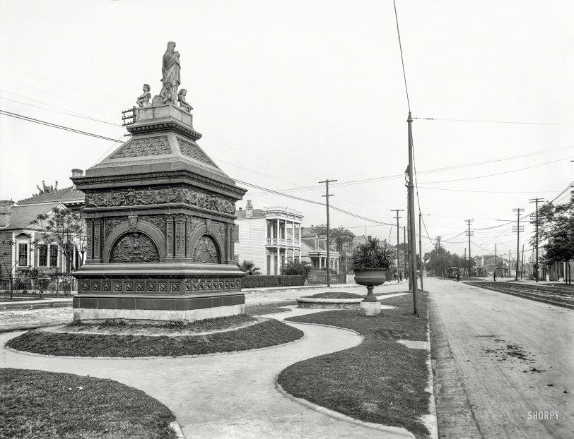 Esplanade Ave.: 1910
