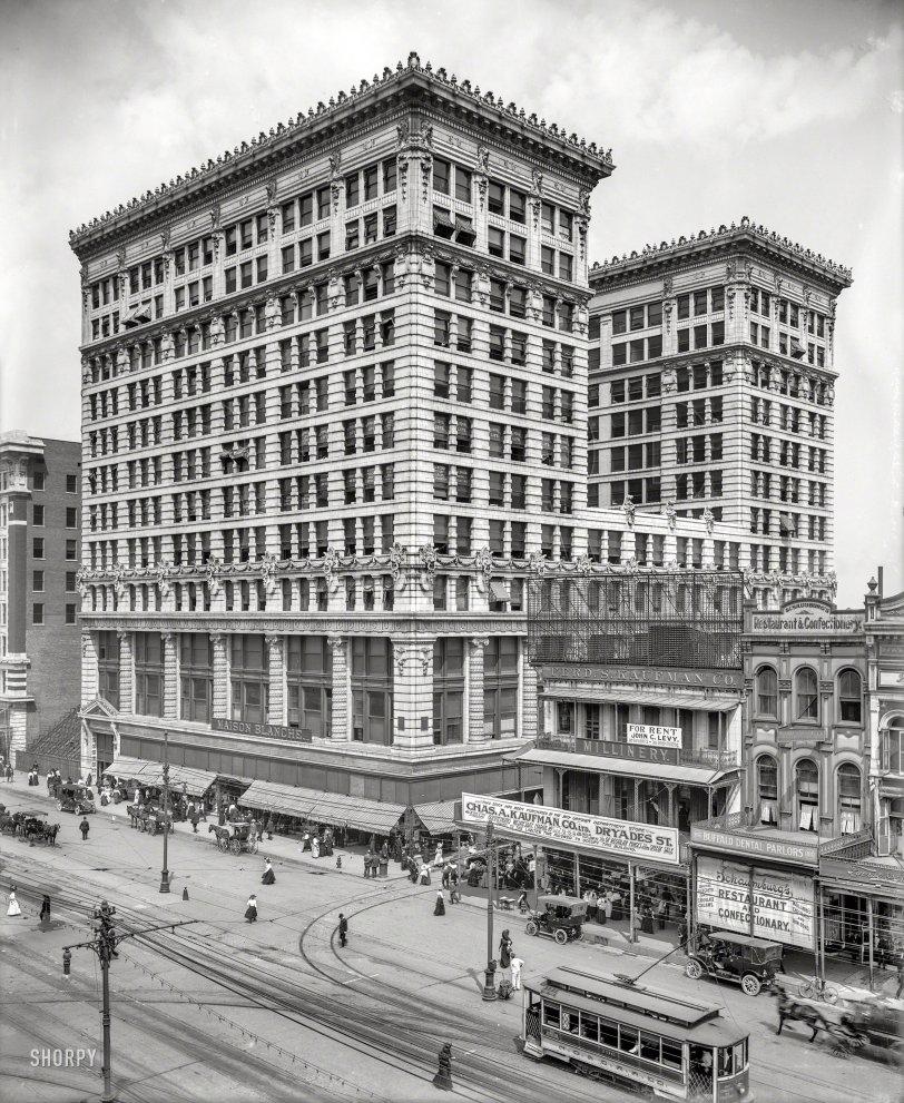 Retail White House: 1910