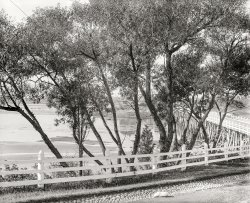 Piles to New Castle: 1906