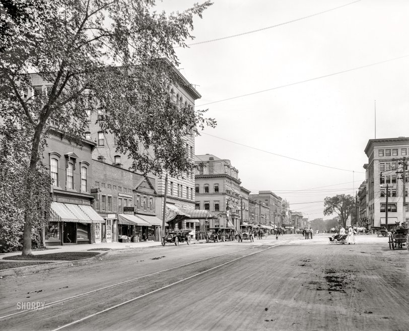 Hotel Wendell: 1910