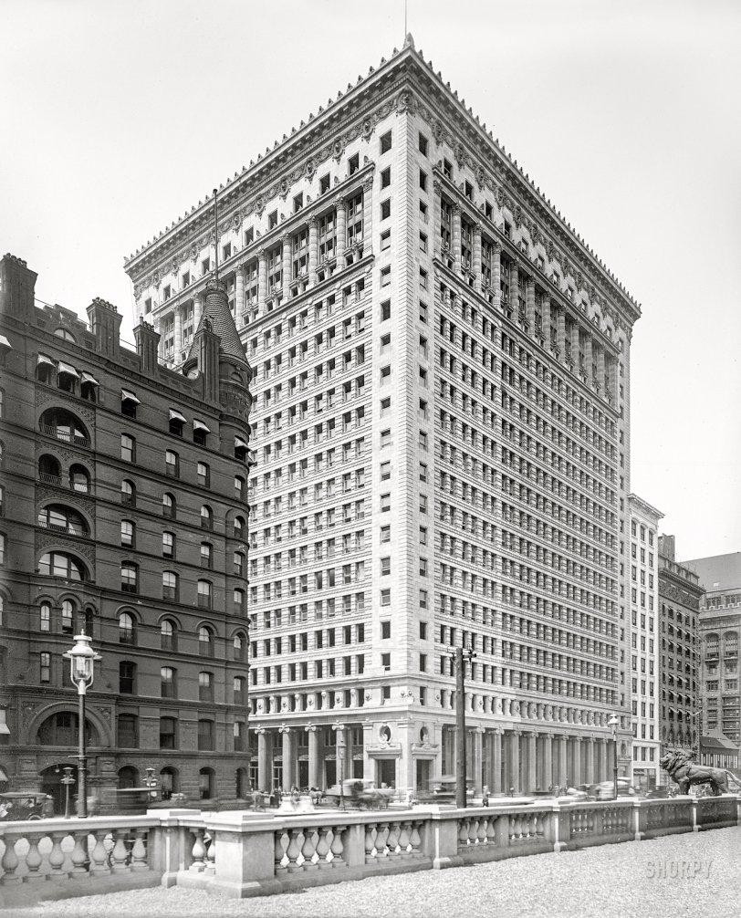 Peoples Gas Light & Coke: 1912