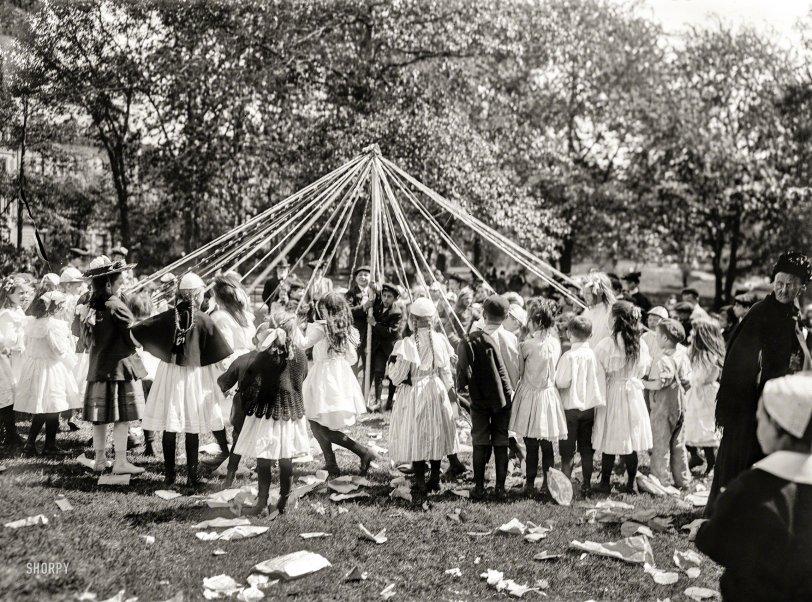 May Day: 1905